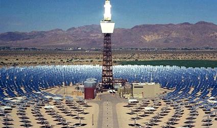 energia-solare-concentrata I due tipi di energia solare: Fotovoltaica e Termica Energia Solare